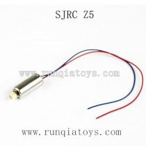 SJRC Z5 Parts CW Motor