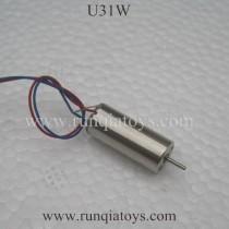 Udirc Navigator U31 Drone motor Red wire