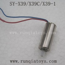 Song Yang Toys X39 Parts Motor Blue Red wire-CW