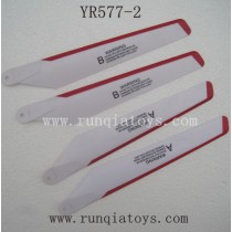 YRToys yr577-2 helicopter Propellers