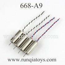 YU XIANG 668-A9 drone Motor