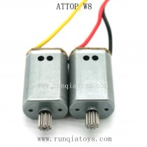 ATTOP W8 1080P GPS Parts-Motor Kits One Pair
