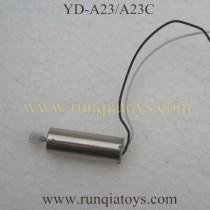 Attop YD-A23 A23C drone Motor Black wire