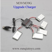 BO MING M39G battery and Upgrade charger