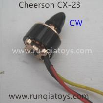 Cheerson CX23 Drone motor CW