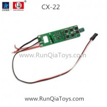 cxhobby cx-22 esc board green