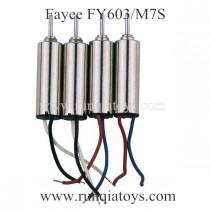 Fayee FY603 Smart M7S drone Motor