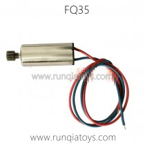 FQ777 FQ35 Drone Parts Blue and Red wire Motor