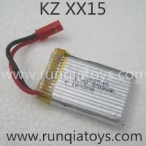 KZ XX15 drone Battery