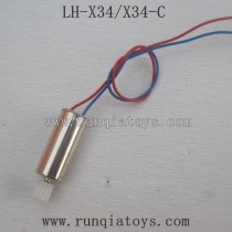 Lead Honor LH-X34 Parts-Motor Blue