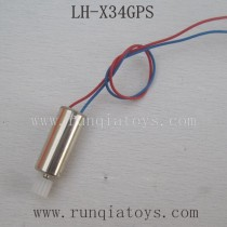 Lead Honor LH-X34 GPS Drone Parts-Motor Blue wire