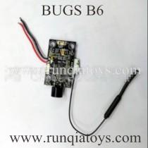 MJX Bugs B6 Receiver Board