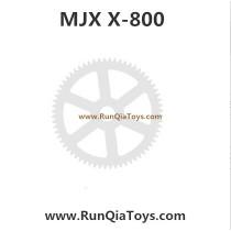 mjx x800 quad-copter big gear