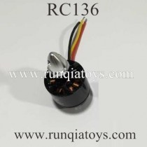 RC Leading RC136 Motor Red cap