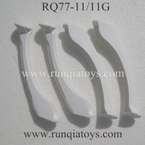 RUNQIA Toys RQ77-11 drone Landing Skid