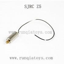 SJRC Z5 Parts Motor Black wire