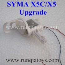 syma x5c upgrades motor blue
