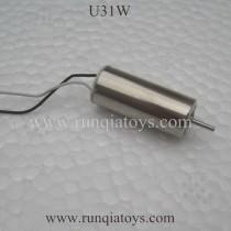 Udirc Navigator U31 Drone motor black wire