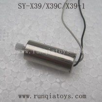Song Yang Toys X39 Parts Motor Black White wire-CCW X39-08
