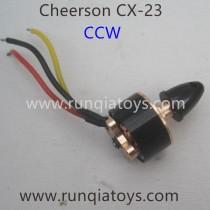 Cheerson CX23 DRONE motor CCW