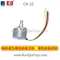 cxhobby cx-22 quadcopter clockwise motor