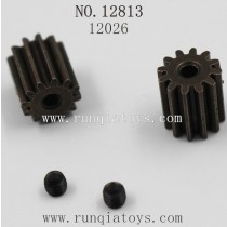HBX 12813 survivor MT parts Motor Pinion Gear