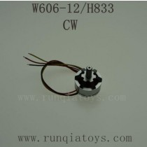 HUAJUN W606-12 H833 Parts-Brushless Motor CW