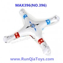 max396 quad-copter parts cover