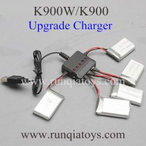 KOOME K900W quadcopter Battery and charger