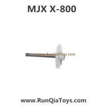 mjx x800 quad-copter gear with tube