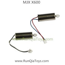 mjx x600 quadcopter motor a and B