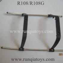 RunQia R108 R108G Helicopter Landing Gear