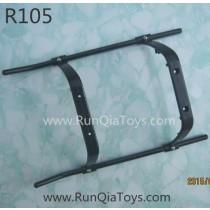 Runqia toys R105 Landing Skids