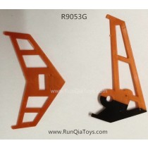 runqia toys R9053G helicopter Vertical Tail