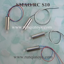 SMAO RC S10 Smart quadcopter Motor kits