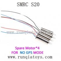SMRC S20 Drone Parts-Motor set