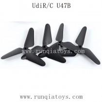 UDI U47B NOVA 2 Parts Propellers