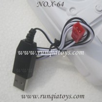 XINXUN NO.X-64 Quadcopter USB Charger