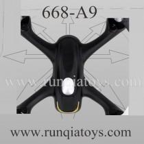 YU XIANG 668-A9 drone Body Shell