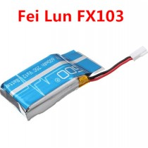 fei lun fx103 quadcopter battery