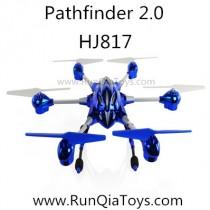 HUANJUN Pathfinder HJ817 Quadcopter