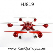Huajun HJ819 Quadcopter 2.4G 4.5 channel
