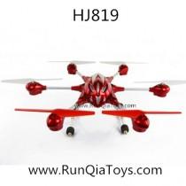 Huajun HJ819 Quadcopter 2.4G 4.5 channel