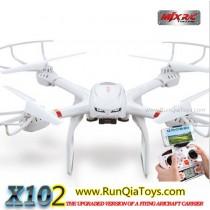 mjx x102 quad-copter review