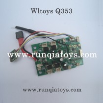 Wltoys Q353 Quadcopter Receiver Board