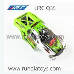 JJRC Q35 CAR Parts-Body Shell