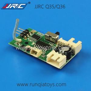 JJRC Q35 Parts-Receiver Board