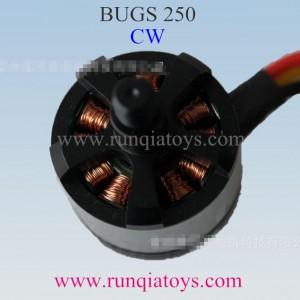 MJXRC BUGS 250 Drone Motor CW