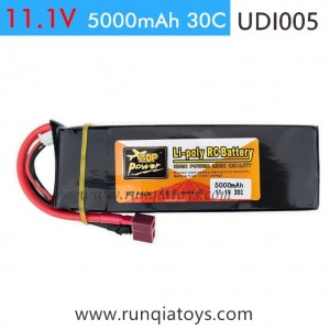 UDIR/C UDI005 Arrow boat Battery 5000mAh