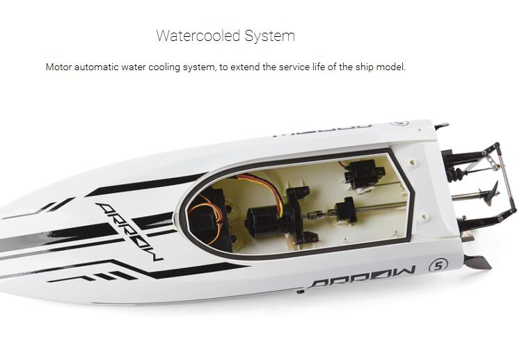 UDIRC UDI005 Arrow Boat